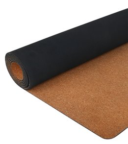 Shakti Warrior Aum Pro Cork Yoga Mat 72