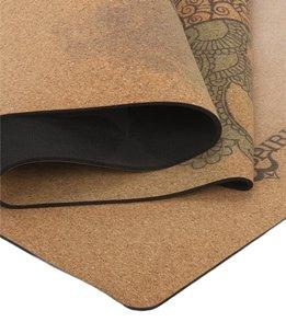 Shakti Warrior Samskara Pro Cork Yoga Mat 72