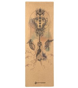 Shakti Warrior Satya Pro Cork Yoga Mat 72