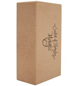 Shakti Warrior Balance Cork Yoga Block