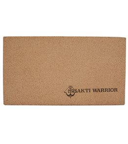 Shakti Warrior Surya Cork Yoga Block