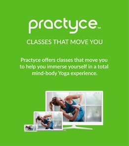 Practyce Unlimited Online Yoga