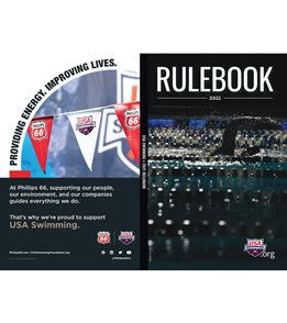 USA Swimming 2021 Rulebook