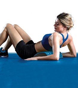 Gaiam SPRI Back Stretch & Relax