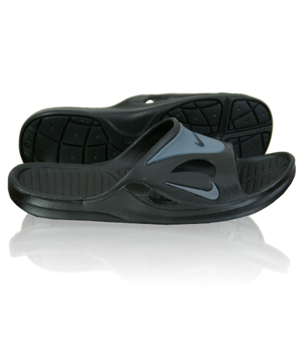 79b24ac4ce5c Nike Swim Men s First String Slide Sandals at SwimOutlet.com