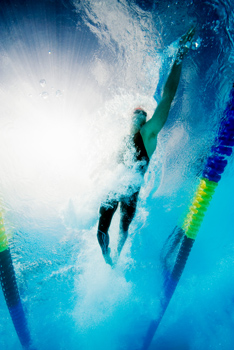 How to Improve Your 100-Meter Freestyle Time
