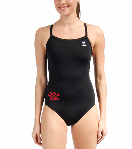 TYR Durafast Solid Diamondfit One Piece Swimsuit