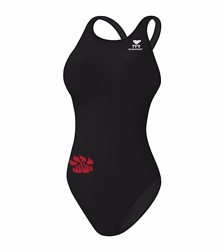 TYR Durafast Elite Solid Maxfit One Piece Swimsuit