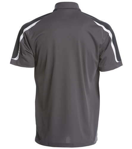SwimOutlet Men's Tech Polo
