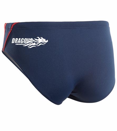 Sporti Poly Pro Splice Brief Swimsuit