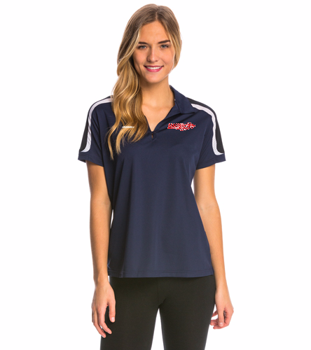 SwimOutlet Women's Tech Polo