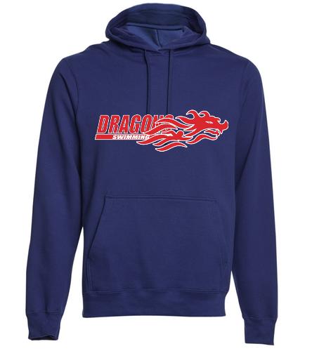 SwimOutlet Adult Fan Favorite Fleece Pullover Hooded Sweatshirt