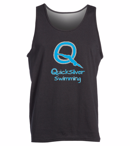 SwimOutlet Men's Cotton Tank Top