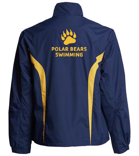 SwimOutlet Unisex Warm Up Jacket