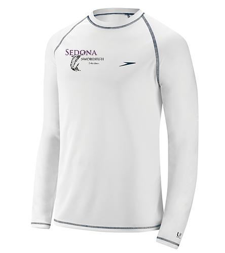 Speedo Men's Easy Long Sleeve Swim Shirt