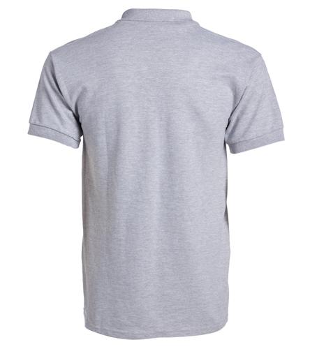SwimOutlet Ultra Cotton Adult Men's Pique Sport Shirt