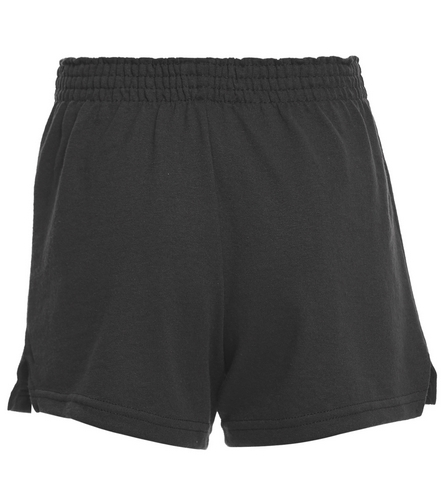 SwimOutlet Custom Girls' Fitted Jersey Short