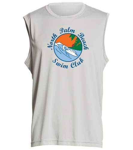 SwimOutlet Men's Sleeveless PosiCharge® Competitor™ Tank