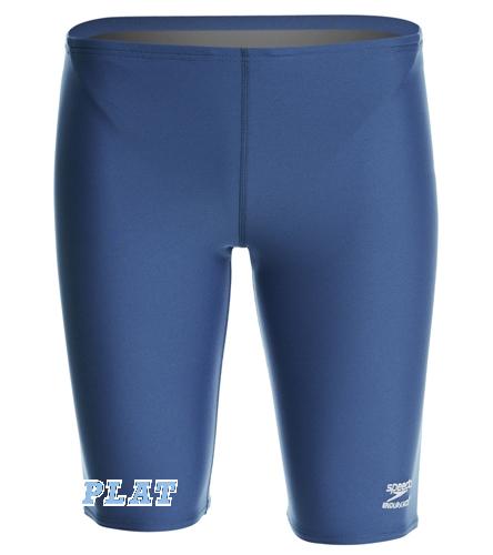 Speedo Men's Solid Endurance+ Jammer Swimsuit