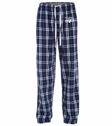 SwimOutlet Unisex Flannel Plaid Pant