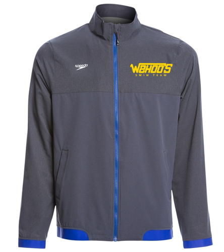 Speedo Men's Tech Warm Up Jacket