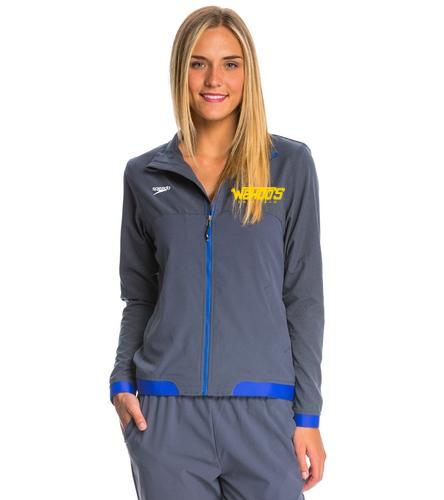 Speedo Women's Tech Warm Up Jacket