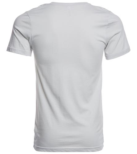 Bella + Canvas Men's Jersey Short Sleeve V-neck Tee