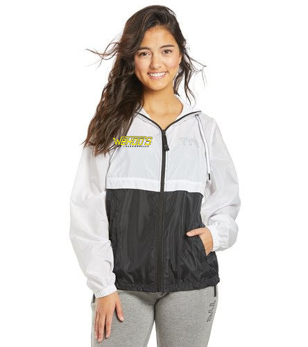 TYR Women's Elite Team Windbreaker Jacket