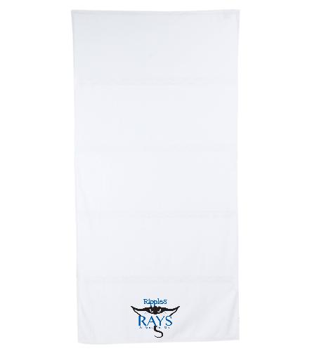 Royal Comfort Terry Velour Beach Towel 32