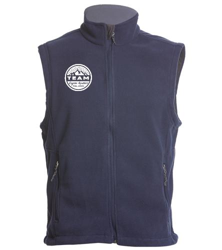 SwimOutlet Adult Men's Fleece Vest