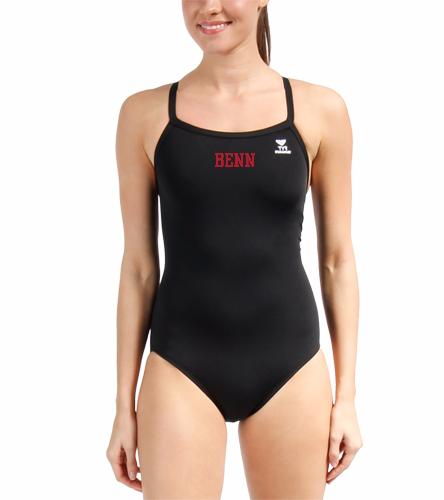 TYR Durafast Solid Diamondfit One Piece Swimsuit
