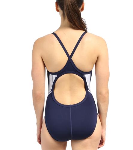 TYR Women's Phoenix Splice Diamondfit One Piece Swimsuit