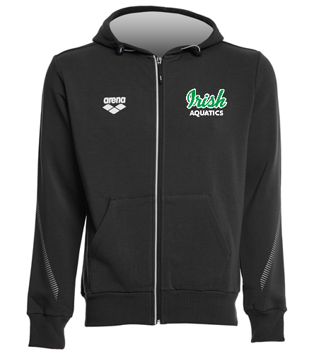 Arena Unisex Team Line Fleece Hooded Jacket