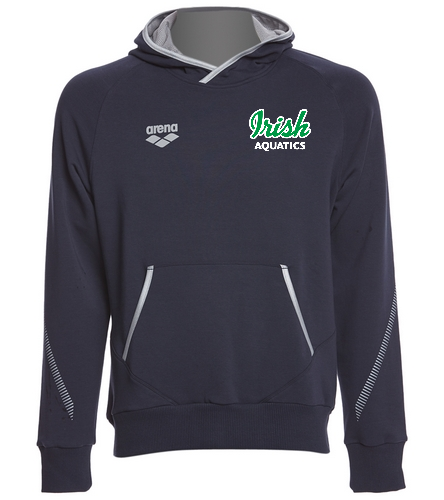 Arena Unisex Team Line Stretch Fleece Pullover Hoodie