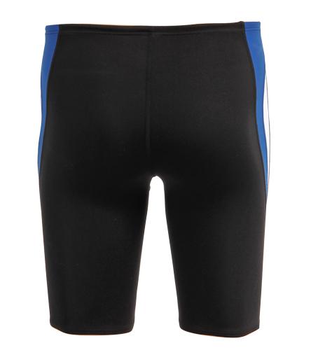 Dolfin Men's Chloroban Color Block Jammer Swimsuit