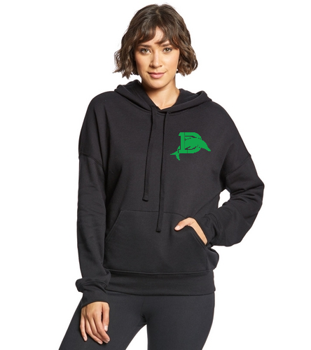 Bella + Canvas Sponge Fleece DTM Hoodie