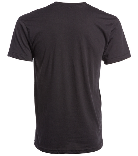 Swimoutlet Custom Unisex Fitted Crew Neck T-Shirt