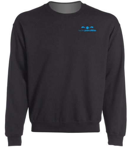 SwimOutlet Heavy Blend Unisex Adult Crewneck Sweatshirt