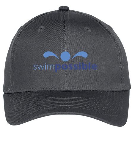 SwimOutlet Unisex Performance Twill Cap