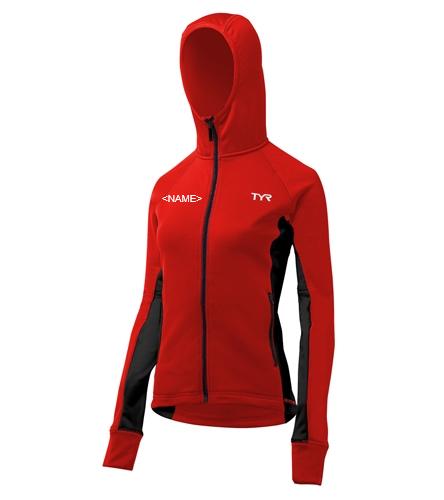 TYR Alliance Victory Women's Warm Up Jacket