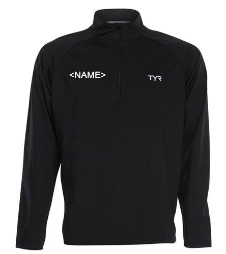 TYR Men's Alliance 1/4 Zip Pullover Jacket