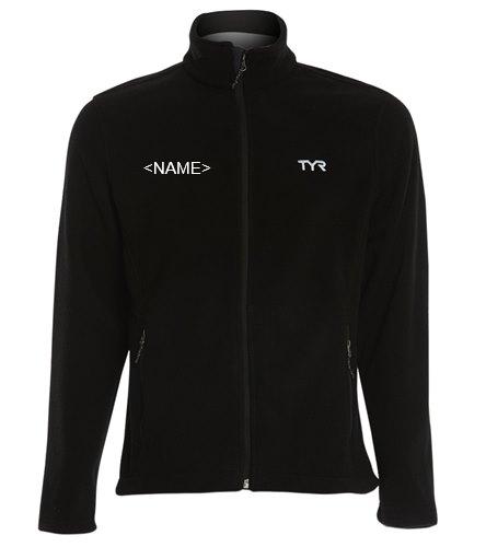 TYR Men's Alliance Polar Fleece Jacket