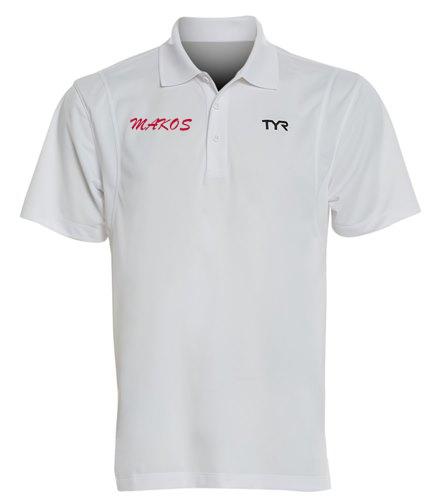 TYR Men's Alliance Tech Polo