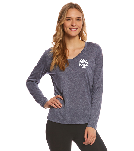 SwimOutlet Women's Long Sleeve Tech T Shirt