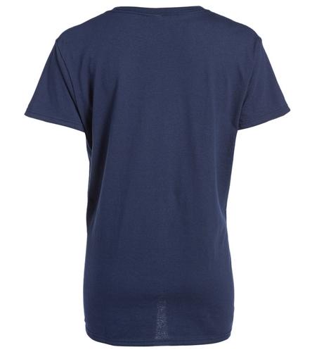 SwimOutlet Women's Cotton Missy Fit T-Shirt