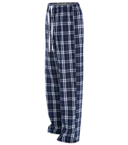 SwimOutlet Unisex Flannel Plaid Pant