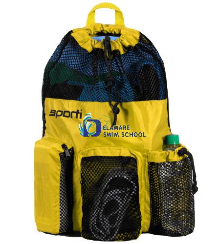 Sporti Equipment Mesh Backpack