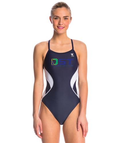 TYR Women's Alliance Splice Diamondfit One Piece Swimsuit