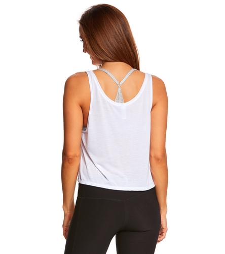 Bella + Canvas Flowy Boxy Workout Tank Top