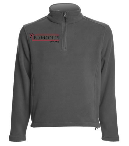 SwimOutlet Adult Unisex Fleece 1/4-Zip Pullover